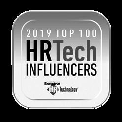 2019 Top 100 HR Tech Influencers logo