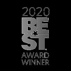 2020 Best Award Winner logo