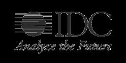 IDC: Analyze the Future logo