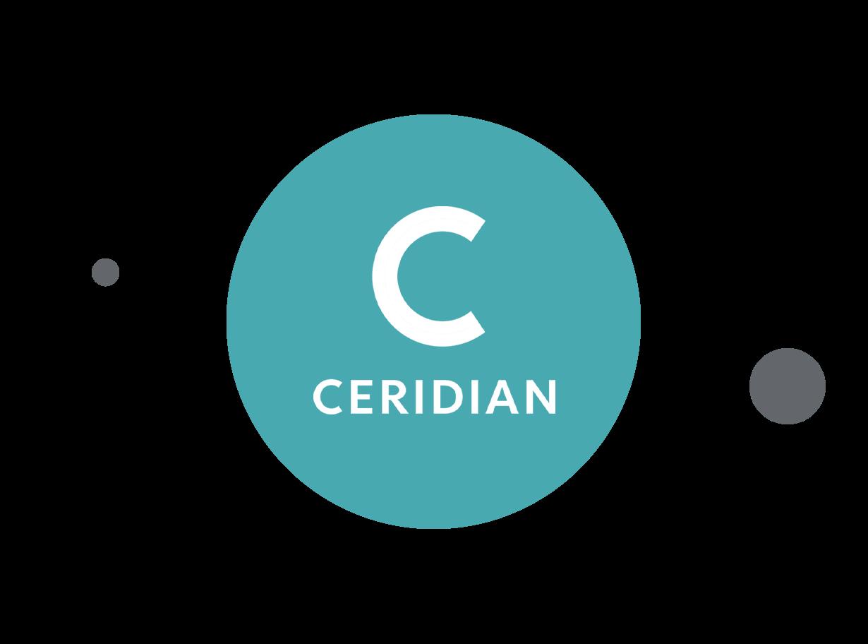 Ceridian logo