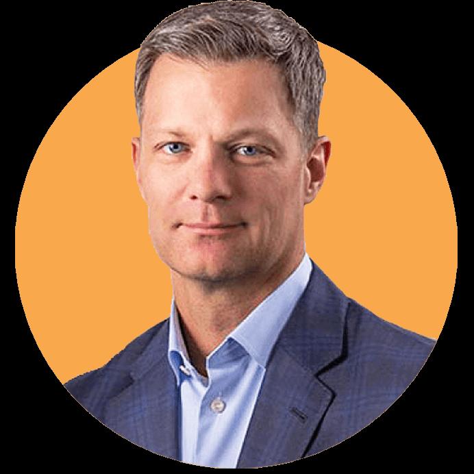 Headshot of Steve Lucas, iCIMS CEO