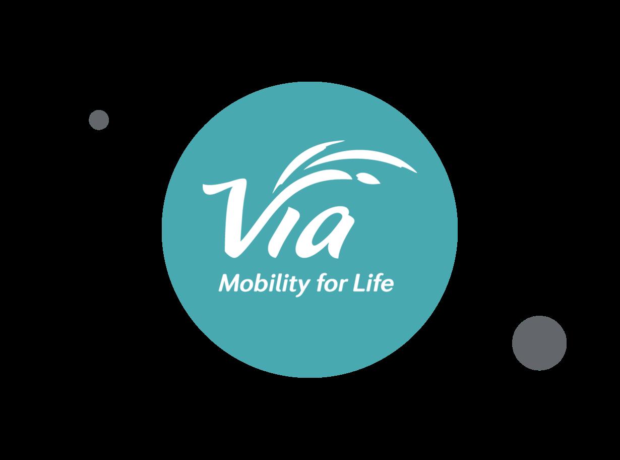 Via Mobility logo