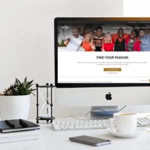 Recruitment marketing, career site