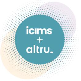 iCIMS + Altru teal circle logo