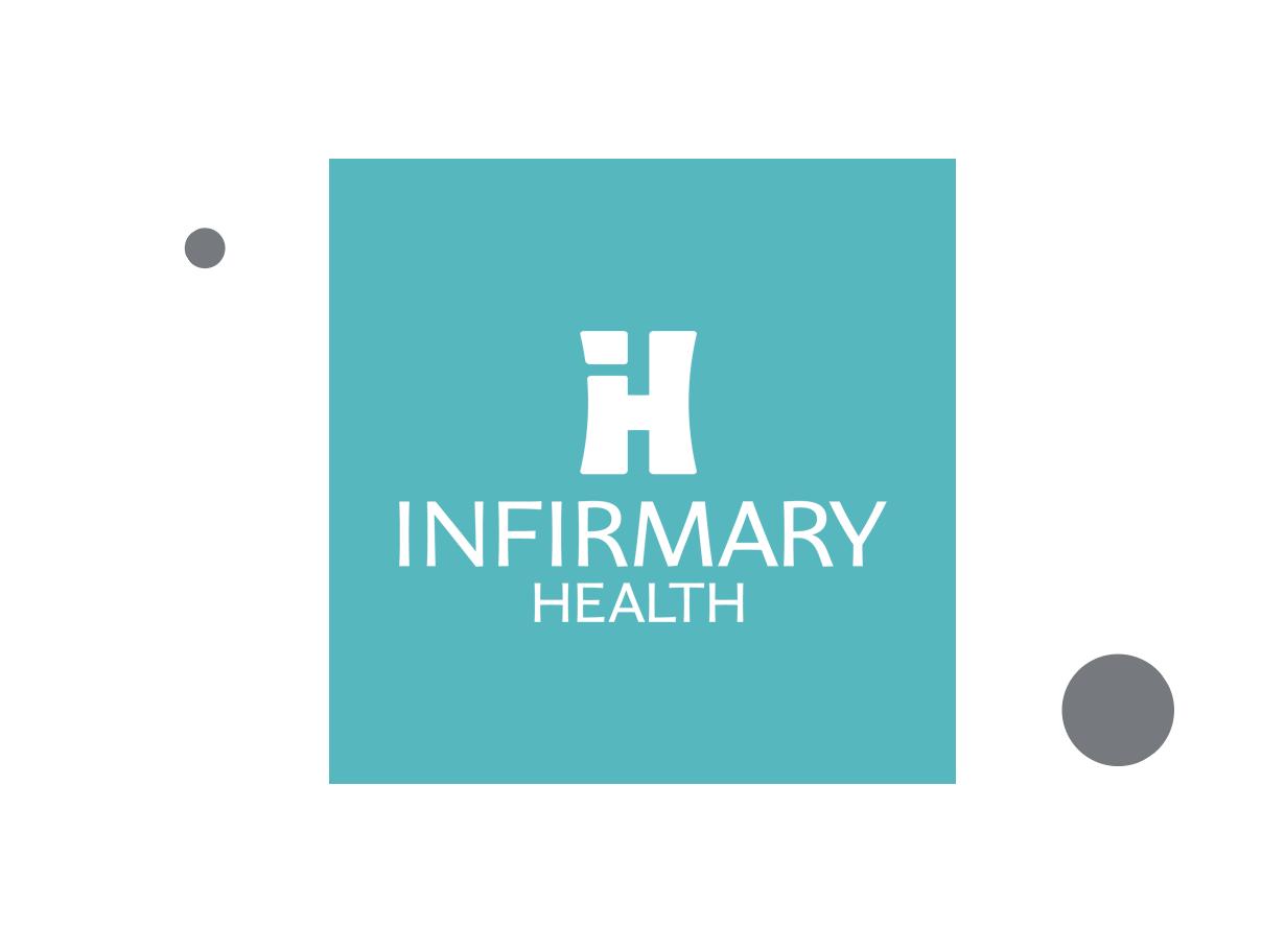 Infirmary Health logo