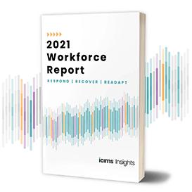 2021 workforce report webinar card