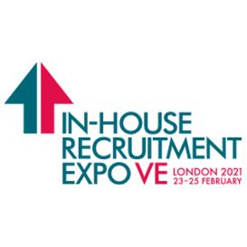 In-house Recruitment Expo London logo