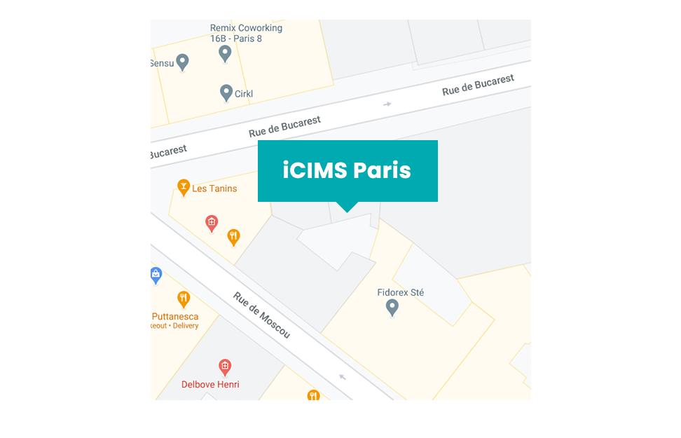 iCIMS Paris Office