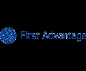 First Advantage logo iCIMS INSPIRE Platinum Sponsor