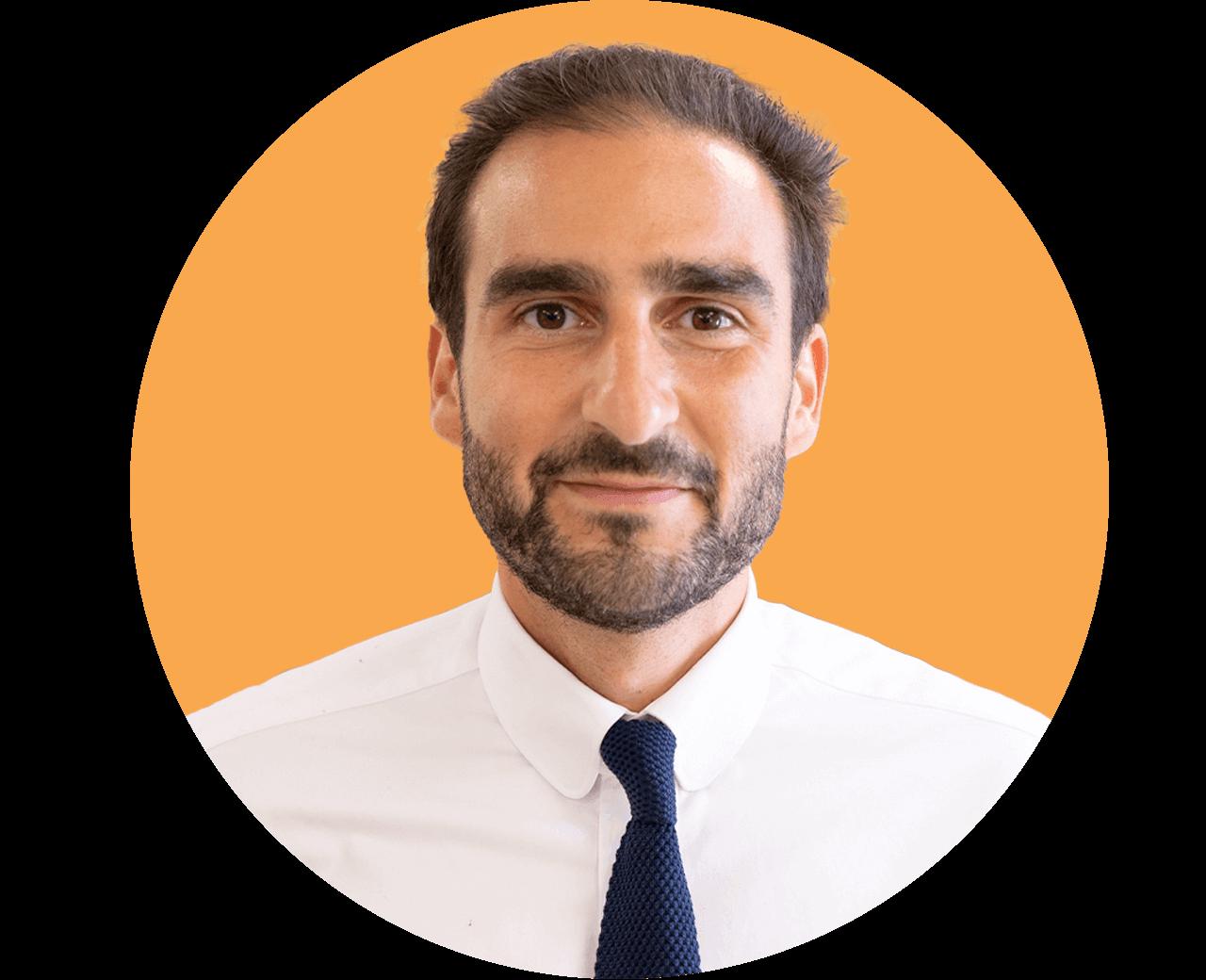 Mickaël Cabrol - Managing Director, EMEA