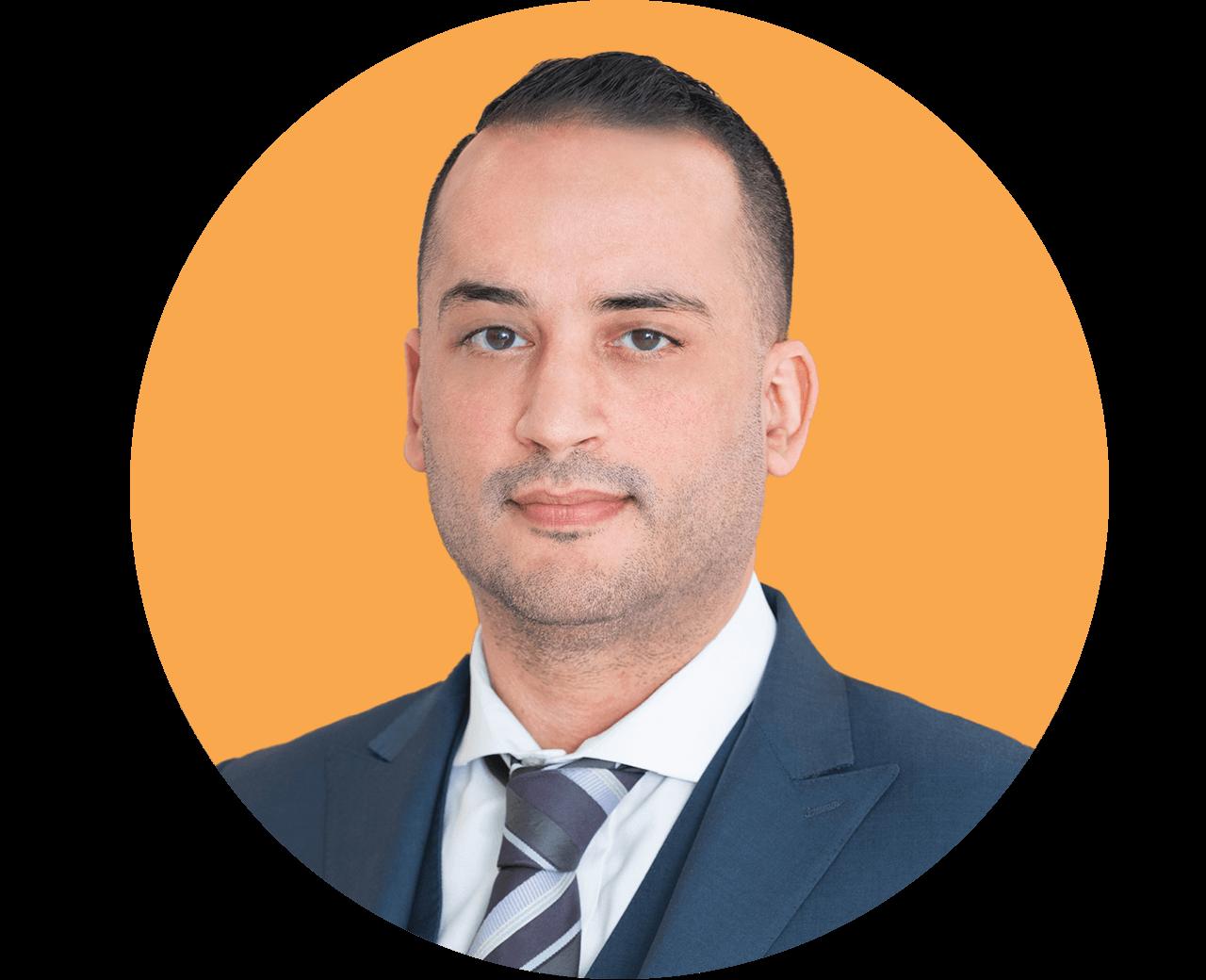 Monti Saroya headshot
