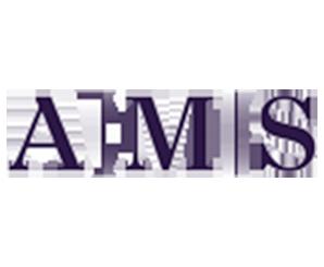 Logo, AMS, iCIMS INSPIRE Gold Sponsor