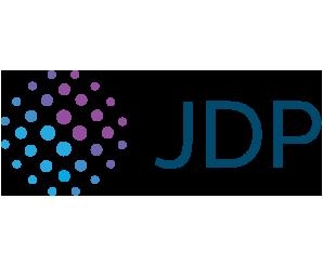 Logo, JDP, iCIMS INSPIRE Silver Sponsor